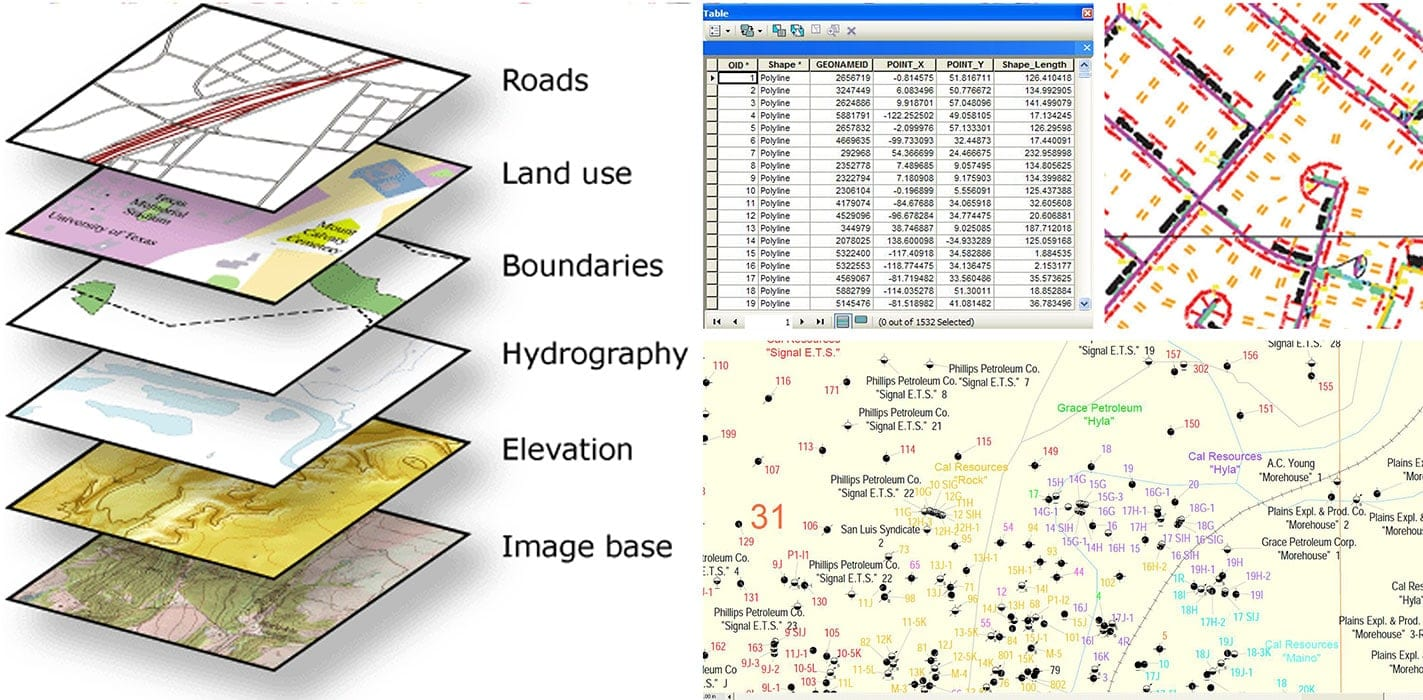 Cannoncorp engineering consultants geographic for Gis for landscape architects