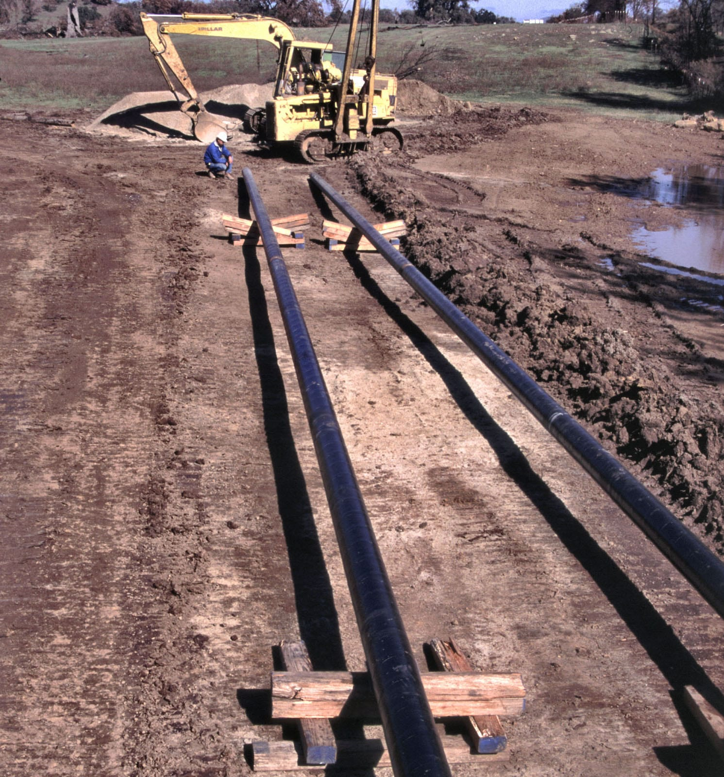 CannonCorp Engineering Consultants | 4 Mile Natural Gas Pipeline